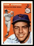 1994 Topps 1954 Archives #54  Vern Stephens  Front Thumbnail