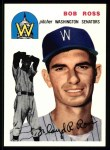 1954 Topps Archives #189  Bob Ross  Front Thumbnail