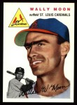 1954 Topps Archives #137  Wally Moon  Front Thumbnail