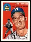 1954 Topps Archives #223  Joe Haynes  Front Thumbnail