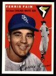 1994 Topps 1954 Archives #27  Ferris Fain  Front Thumbnail