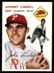 1994 Topps 1954 Archives #51  Johnny Lindell  Front Thumbnail