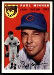 1954 Topps Archives #28  Paul Minner  Front Thumbnail