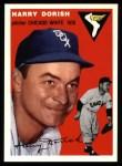 1954 Topps Archives #110  Harry Dorish  Front Thumbnail