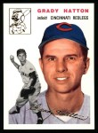 1954 Topps Archives #208  Grady Hatton  Front Thumbnail