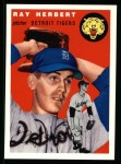 1994 Topps 1954 Archives #190  Ray Herbert  Front Thumbnail