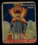 1933 Goudey Indian Gum #106   Medicine Man  Front Thumbnail
