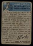 1956 Topps / Bubbles Inc Elvis Presley #38   Elvis' Escort Back Thumbnail