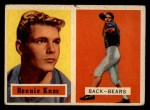 1957 Topps #149  Ronnie Knox  Front Thumbnail