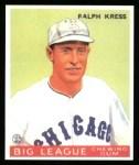 1933 Goudey Reprint #33  Ralph Kress  Front Thumbnail
