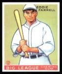 1933 Goudey Reprint #148  Eddie Farrell  Front Thumbnail