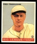 1933 Goudey Reprint #131  Fred Frankhouse  Front Thumbnail
