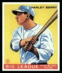 1933 Goudey Reprints #184  Charles Berry  Front Thumbnail