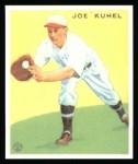 1933 Goudey Reprint #108  Joe Kuhel  Front Thumbnail