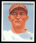 1933 Goudey Reprint #204  Riggs Stephenson  Front Thumbnail