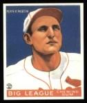 1933 Goudey Reprint #62  Pepper Martin  Front Thumbnail