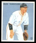 1933 Goudey Reprint #237  Gus Mancuso  Front Thumbnail