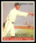 1933 Goudey Reprints #24  Horace Ford  Front Thumbnail