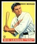 1933 Goudey Reprints #116  Eddie Morgan  Front Thumbnail
