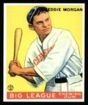 1933 Goudey Reprint #116  Eddie Morgan  Front Thumbnail