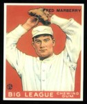1933 Goudey Reprint #104  Fred Marberry  Front Thumbnail