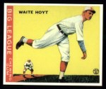1933 Goudey Reprints #60  Waite Hoyt  Front Thumbnail