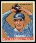 1933 Goudey Reprint #74  Eppa Rixey  Front Thumbnail