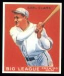 1933 Goudey Reprint #57  Earl Clark  Front Thumbnail