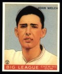 1933 Goudey Reprints #93  John Welch  Front Thumbnail