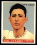 1933 Goudey Reprint #93  John Welch  Front Thumbnail