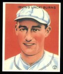 1933 Goudey Reprint #198  Jack Burns  Front Thumbnail