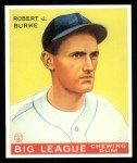 1933 Goudey Reprint #71  Robert Burke  Front Thumbnail