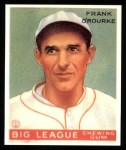 1933 Goudey Reprint #87  Frank O'Rourke  Front Thumbnail