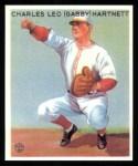 1933 Goudey Reprints #202  Gabby Hartnett  Front Thumbnail
