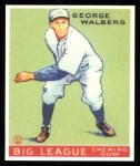 1933 Goudey Reprint #145  Rube Walberg  Front Thumbnail