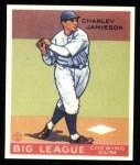 1933 Goudey Reprint #171  Charlie Jamieson  Front Thumbnail