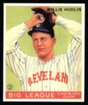 1933 Goudey Reprints #96  Willis Hudlin  Front Thumbnail