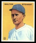 1933 Goudey Reprint #121  Walter Stewart  Front Thumbnail