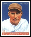 1933 Goudey Reprint #56  Red Ruffing  Front Thumbnail