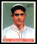 1933 Goudey Reprints #90  Jess Petty  Front Thumbnail