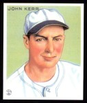 1933 Goudey Reprints #214  John Kerr  Front Thumbnail
