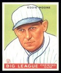 1933 Goudey Reprint #180  Eddie Moore  Front Thumbnail