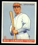 1933 Goudey Reprint #161  Al Spohrer  Front Thumbnail