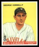 1933 Goudey Reprint #27  George Connally  Front Thumbnail
