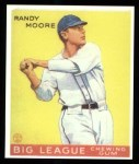 1933 Goudey Reprint #69  Randy Moore  Front Thumbnail