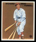1933 Goudey Reprint #197  Rick Ferrell  Front Thumbnail