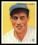 1933 Goudey Reprints #193  Lyn Lary  Front Thumbnail