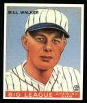 1933 Goudey Reprint #94  Bill Walker  Front Thumbnail