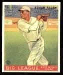 1933 Goudey Reprint #46  Ethan Allen  Front Thumbnail