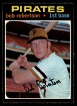 1971 O-Pee-Chee #255  Bob Robertson  Front Thumbnail
